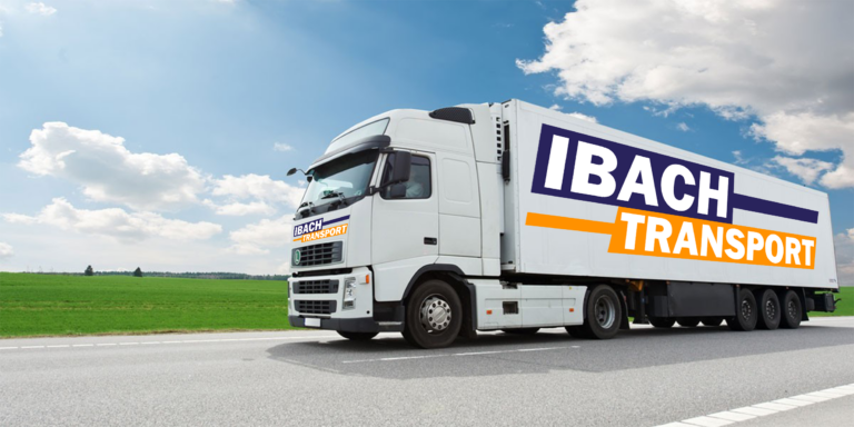 Ibach Transport - Ihr Logistikpartner für die Zentralschweiz und den Kanton Tessin